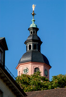 church tower Baden-Baden