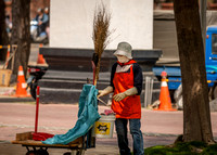 street cleaner Tainan
