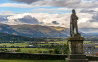 Robert the Bruce, Stirling